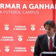 Nuno Gomes: «Não tenho dúvida de que o Benfica tem a melhor formação em Portugal»