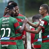 Naval-Marítimo, 0-4: Goleada madeirense em jogo realizado no... campo de treinos