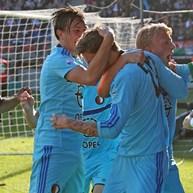 Holanda: Feyenoord sofre para manter registo perfeito