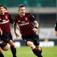 Milan vence fora e iguala Roma no segundo lugar