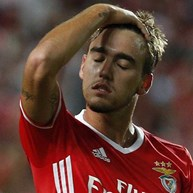 Benfica parte para Kiev sem André Horta