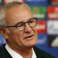 Ranieri: «Esta é a nossa prioridade agora»