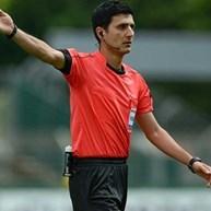 Aliyar Aghayev arbitra Konyasport-Sp. Braga