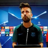 Piqué está a borrifar-se para a 'marioneta' de Florentino Pérez