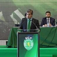 Bruno de Carvalho: «Chamar pessoas já é um termo que considero de bastante elevação»