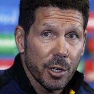 Simeone diz que Griezmann e Carrasco tornaram-se homens no Atlético Madrid