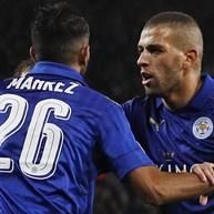 Grupo G: Slimani decisivo no triunfo do Leicester
