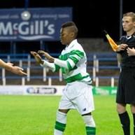 Três seleções lutam pela (jovem) nova estrela do Celtic