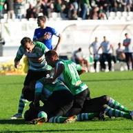 Sp. Covilhã-Vizela, 1-1: Ponde falha penálti no último minuto