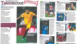 Artigo destaca nove jogadores