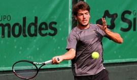 Número um mundial de juniores trava João Domingues em Oliveira de Azeméis