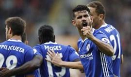Chelsea regressa aos triunfos