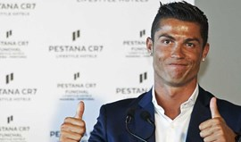 Cristiano Ronaldo inaugura hoje Pestana CR7 Lisboa