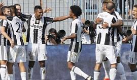 Juventus 'resolve jogo' em Empoli em cinco minutos