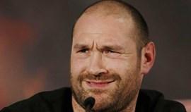 Tyson Fury: «Tomei montes de cocaína. E depois, qual é o problema?»
