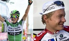 Astana contrata Pello Bilbao e Matti Breschel