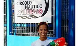 Francisca Laia já treina em Itália