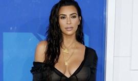 Kim Kardashian completamente traumatizada após assalto