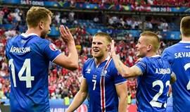 Grupo I: Reviravolta nos descontos dá vitória à Islândia