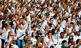 Continua tudo igual na frente do Brasileirão