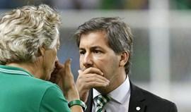 Bruno de Carvalho: «O futebol português está cheio de amor...»