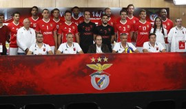 Benfica quer reconquistar o título de campeão nacional