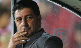 Rui Vitória: «Temos de reconhecer que não estivemos bem»