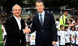 Júlio Mendes quer alargar complexo desportivo