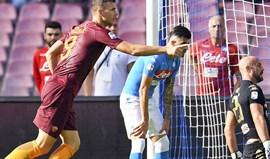 Nápoles perde o segundo lugar após derrota caseira