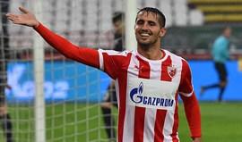 Sérvia: Mais um golo de Hugo Vieira