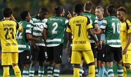 Dortmund acusa Sporting de falta de fair play