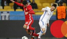 Antunes: «Primeiro golo do Benficaveio contra a corrente do jogo»