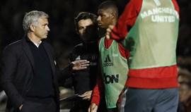 Mourinho faz aviso à federação inglesa por causa de Rashford