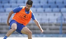 Miguel Rosa em dúvida para a receção ao Benfica