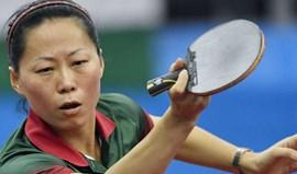 Fu Yu vai disputar as meias-finais dos Campeonatos da Europa