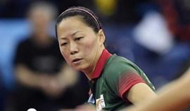 Fu Yu faz história no ténis de mesa feminino português