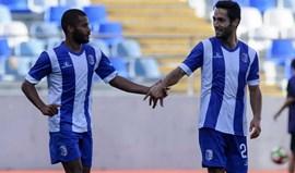 Vizela-FC Porto B, 1-1: Vizelenses invencíveis há dois meses