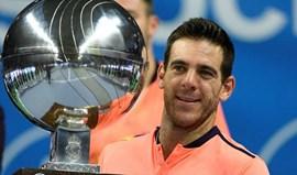 Del Potro conquista primeiro torneio ATP desde janeiro de 2014