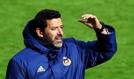 Nuno Capucho: «A equipa demonstrou caráter»