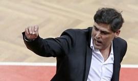 Kitó Ferreira é o novo treinador dos Leões de Porto Salvo