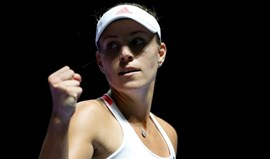 Angelique Kerber mais perto das 'meias' do Masters de Singapura