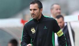 Mário Felgueiras desfalca pacenses frente ao Benfica
