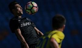 Kaká quer a Briosa no caminho do sucesso