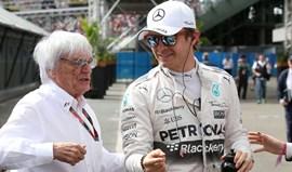 Rosberg desvalorizou preferência de Ecclestone