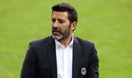 Capucho faz regressar habituais titulares para a receção ao V. Guimarães