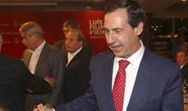 Gomes da Silva fala de sorrisos amarelos no encerramento da campanha de Vieira