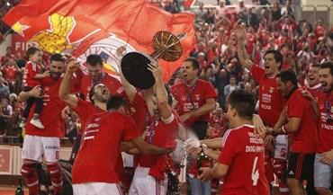 Campeonato nacional: resultados e classificações