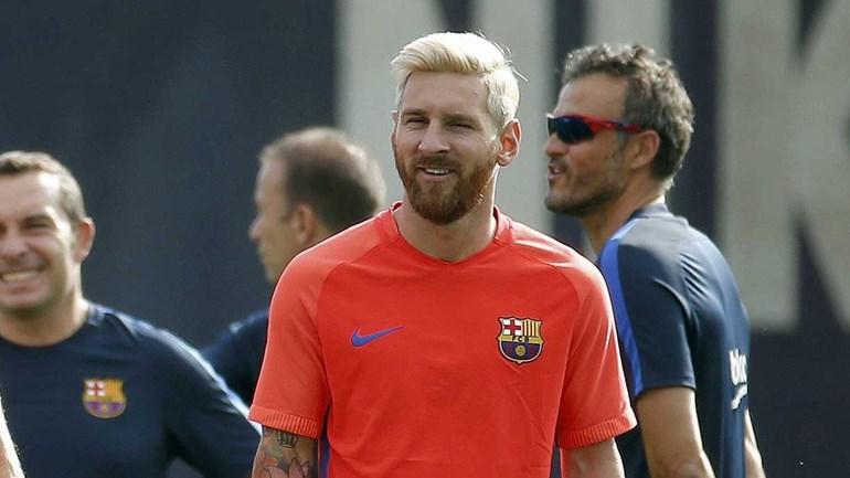 Será Messi a decidir quanto tempo jogará