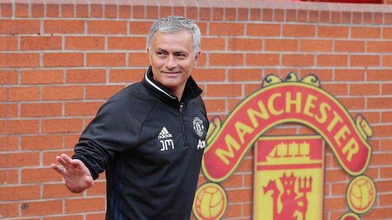 A primeira vez de Mourinho foi há 16 anos
