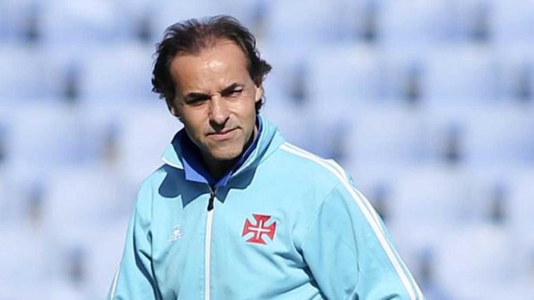 Quim Machado: «Estamos preparados para impor o nosso jogo»